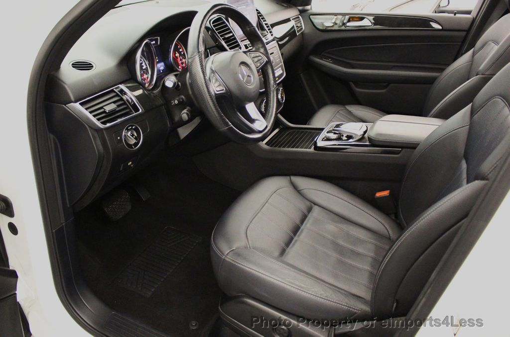 2016 Mercedes-Benz GLE CERTIFIED GLE350 4Matic AWD Blind Spot HK NAV CAM - 18302577 - 5