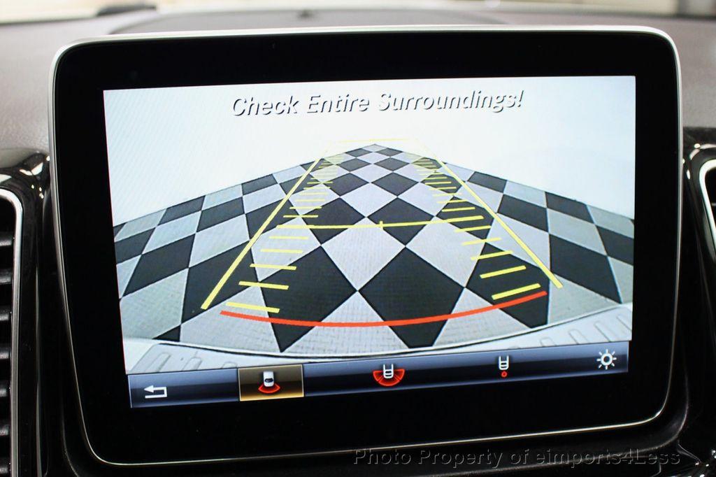 2016 Mercedes-Benz GLE CERTIFIED GLE350 4MATIC AWD BLIS NAV CAM PANO - 18315056 - 10