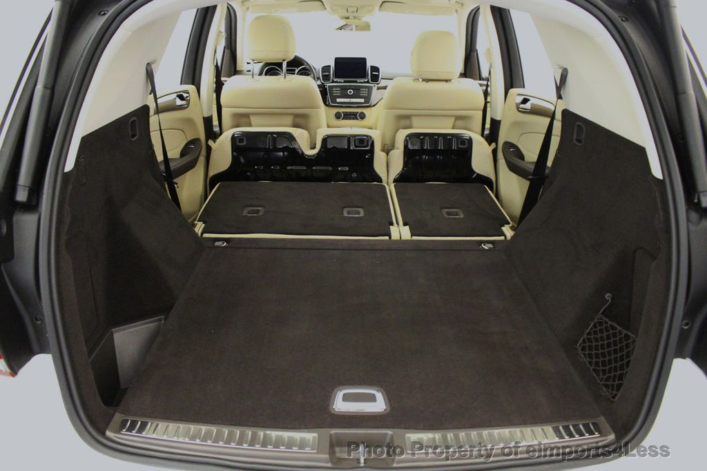 2016 Mercedes-Benz GLE CERTIFIED GLE350 4MATIC AWD BLIS NAV CAM PANO - 18315056 - 23