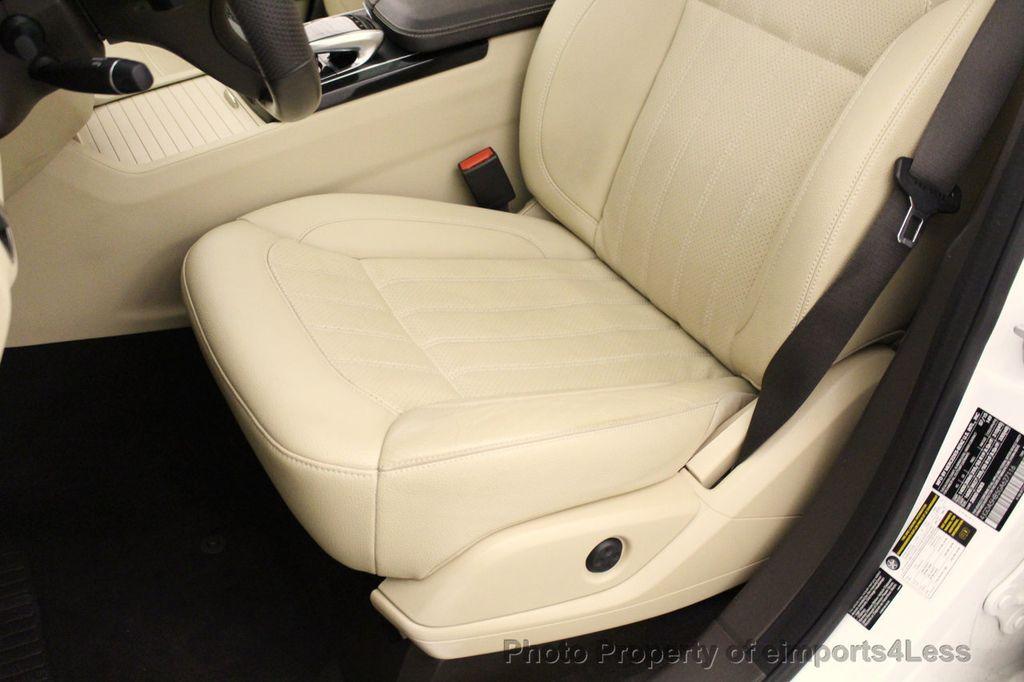 2016 Mercedes-Benz GLE CERTIFIED GLE350 4MATIC AWD BLIS NAV CAM PANO - 18315056 - 24