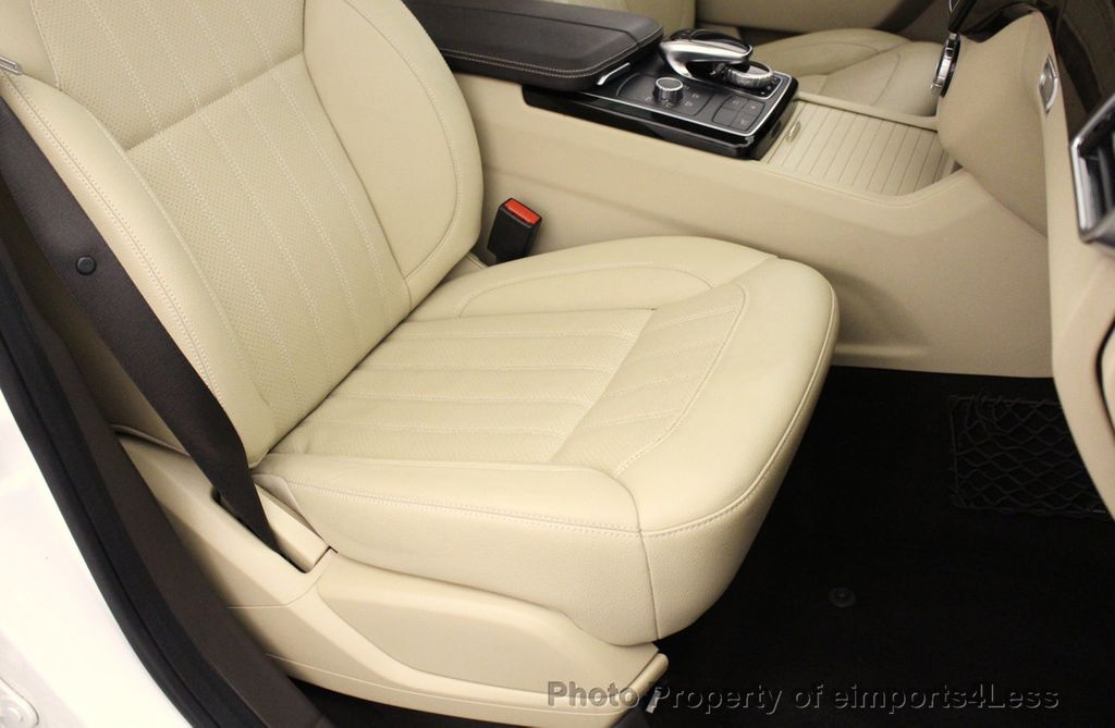 2016 Mercedes-Benz GLE CERTIFIED GLE350 4MATIC AWD BLIS NAV CAM PANO - 18315056 - 25