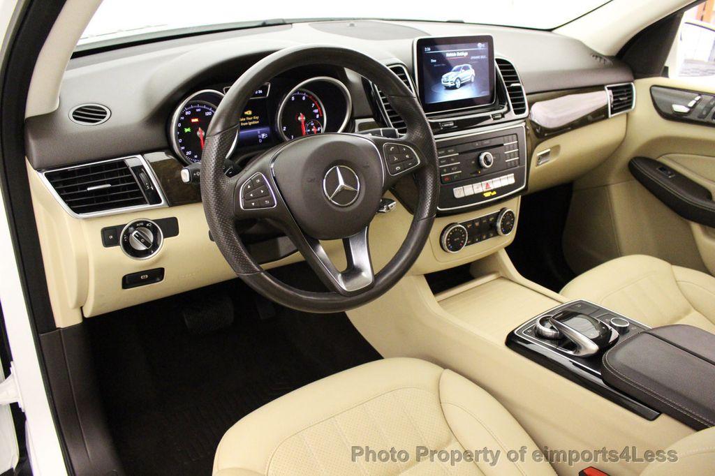 2016 Mercedes-Benz GLE CERTIFIED GLE350 4MATIC AWD BLIS NAV CAM PANO - 18315056 - 34