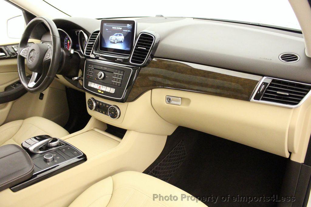 2016 Mercedes-Benz GLE CERTIFIED GLE350 4MATIC AWD BLIS NAV CAM PANO - 18315056 - 36