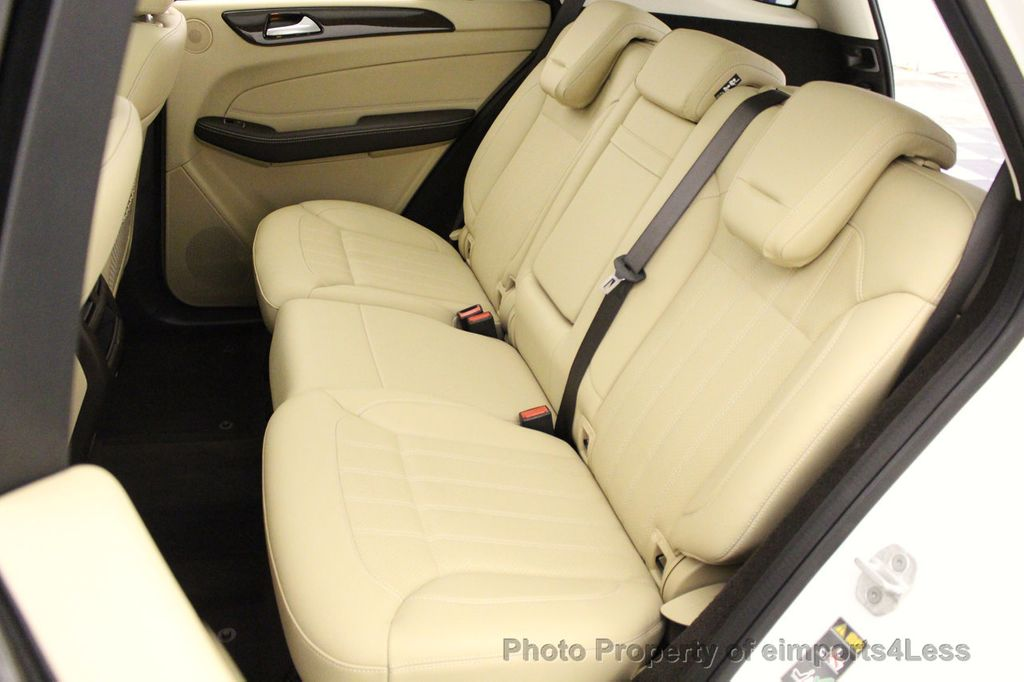 2016 Mercedes-Benz GLE CERTIFIED GLE350 4MATIC AWD BLIS NAV CAM PANO - 18315056 - 37