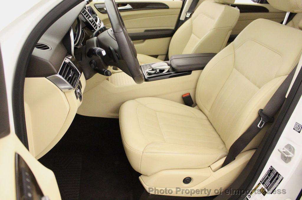 2016 Mercedes-Benz GLE CERTIFIED GLE350 4MATIC AWD BLIS NAV CAM PANO - 18315056 - 39
