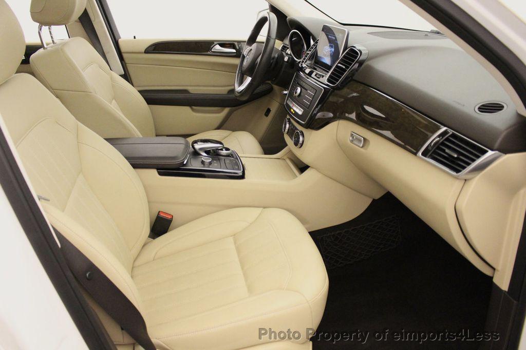 2016 Mercedes-Benz GLE CERTIFIED GLE350 4MATIC AWD BLIS NAV CAM PANO - 18315056 - 40