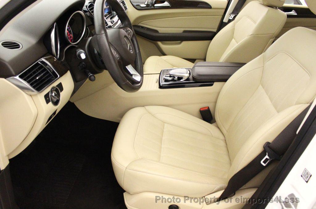 2016 Mercedes-Benz GLE CERTIFIED GLE350 4MATIC AWD BLIS NAV CAM PANO - 18315056 - 50