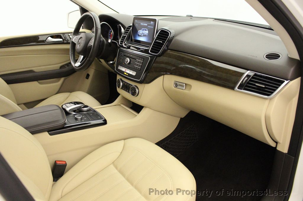 2016 Mercedes-Benz GLE CERTIFIED GLE350 4MATIC AWD BLIS NAV CAM PANO - 18315056 - 51