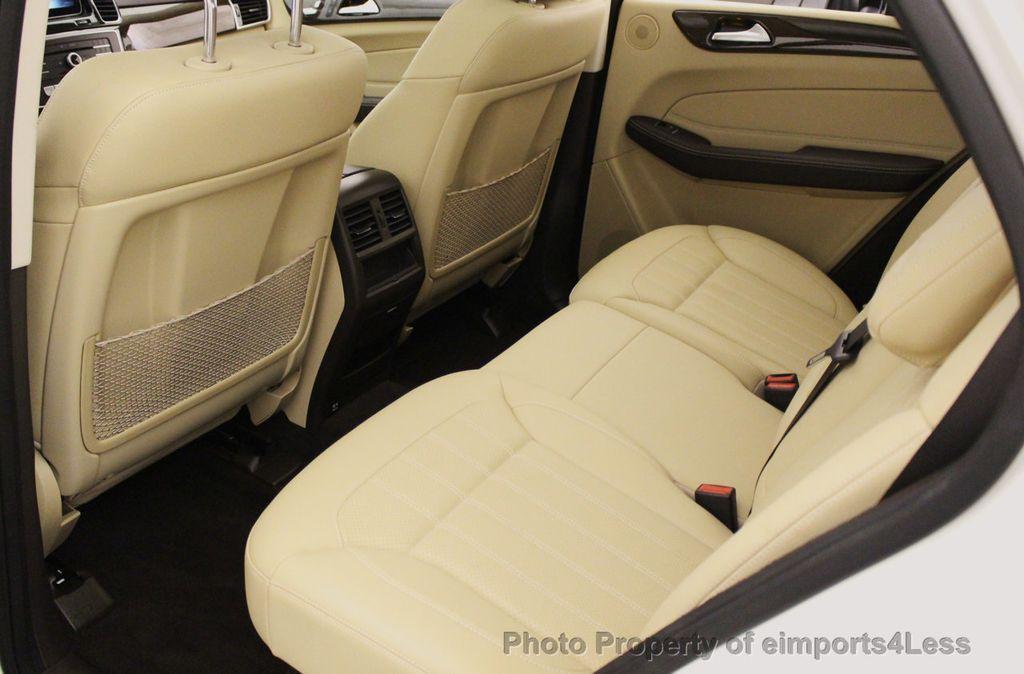 2016 Mercedes-Benz GLE CERTIFIED GLE350 4MATIC AWD BLIS NAV CAM PANO - 18315056 - 52