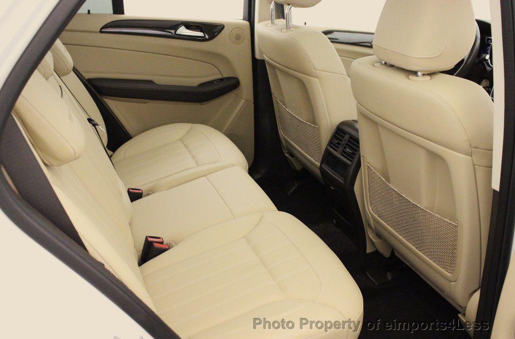 2016 Mercedes-Benz GLE CERTIFIED GLE350 4MATIC AWD BLIS NAV CAM PANO - 18315056 - 53