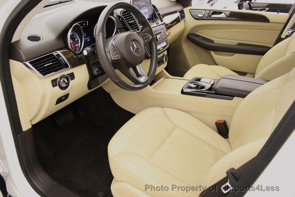 2016 Mercedes-Benz GLE CERTIFIED GLE350 4MATIC AWD BLIS NAV CAM PANO - 18315056 - 5