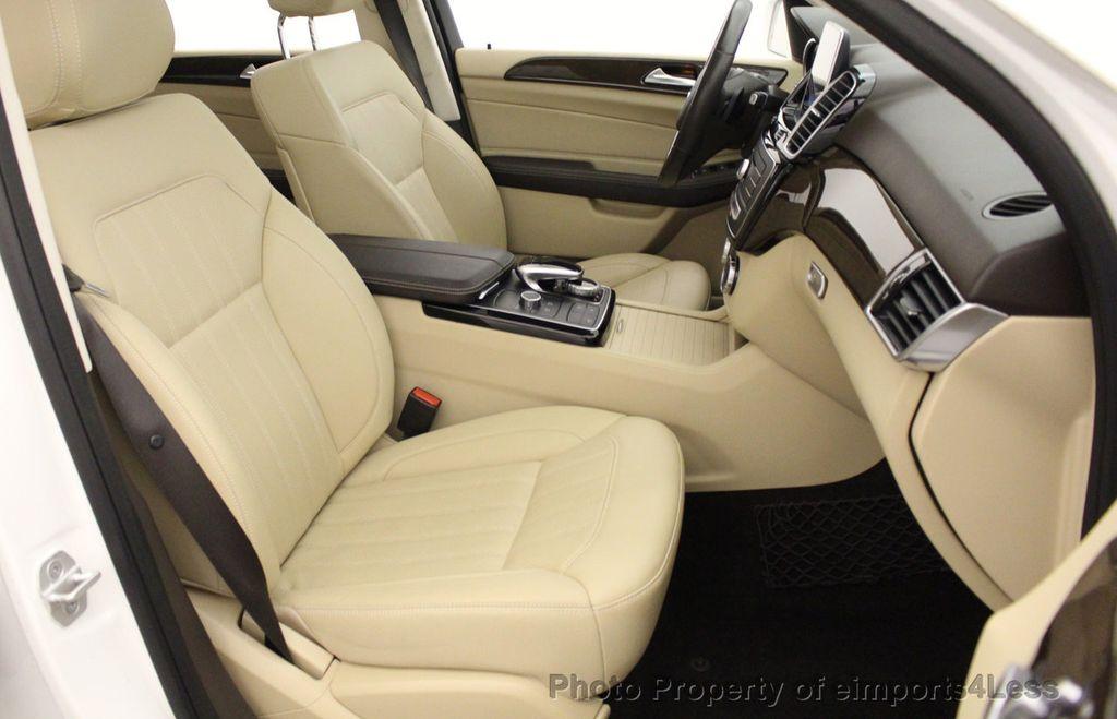 2016 Mercedes-Benz GLE CERTIFIED GLE350 4MATIC AWD BLIS NAV CAM PANO - 18315056 - 6