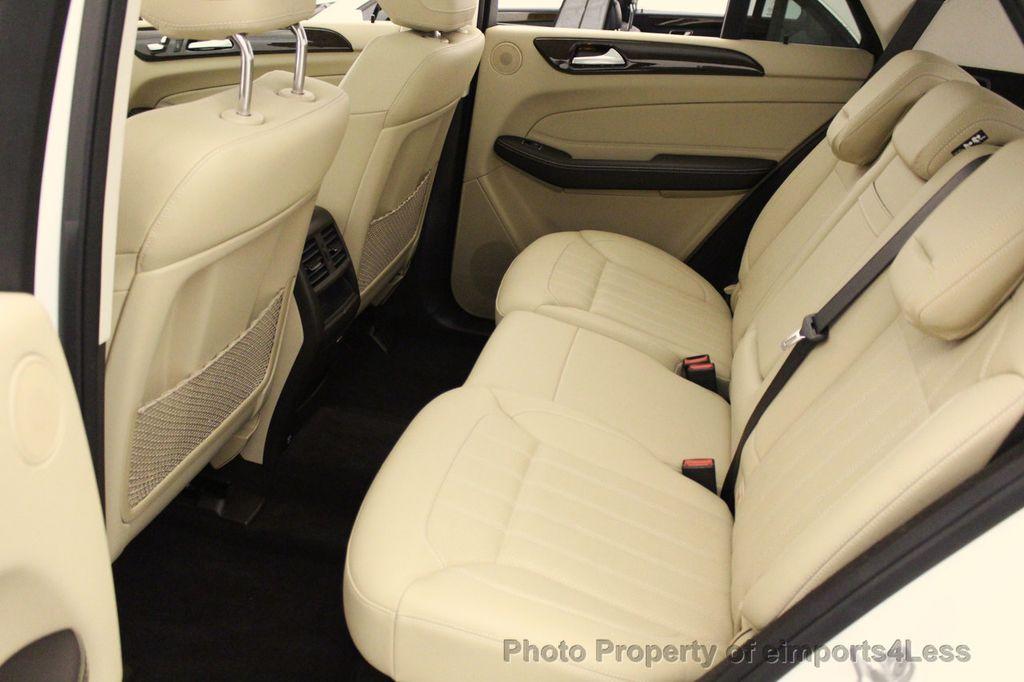 2016 Mercedes-Benz GLE CERTIFIED GLE350 4MATIC AWD BLIS NAV CAM PANO - 18315056 - 7