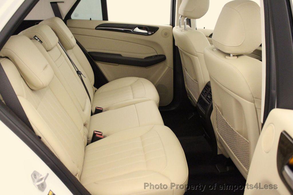 2016 Mercedes-Benz GLE CERTIFIED GLE350 4MATIC AWD BLIS NAV CAM PANO - 18315056 - 8