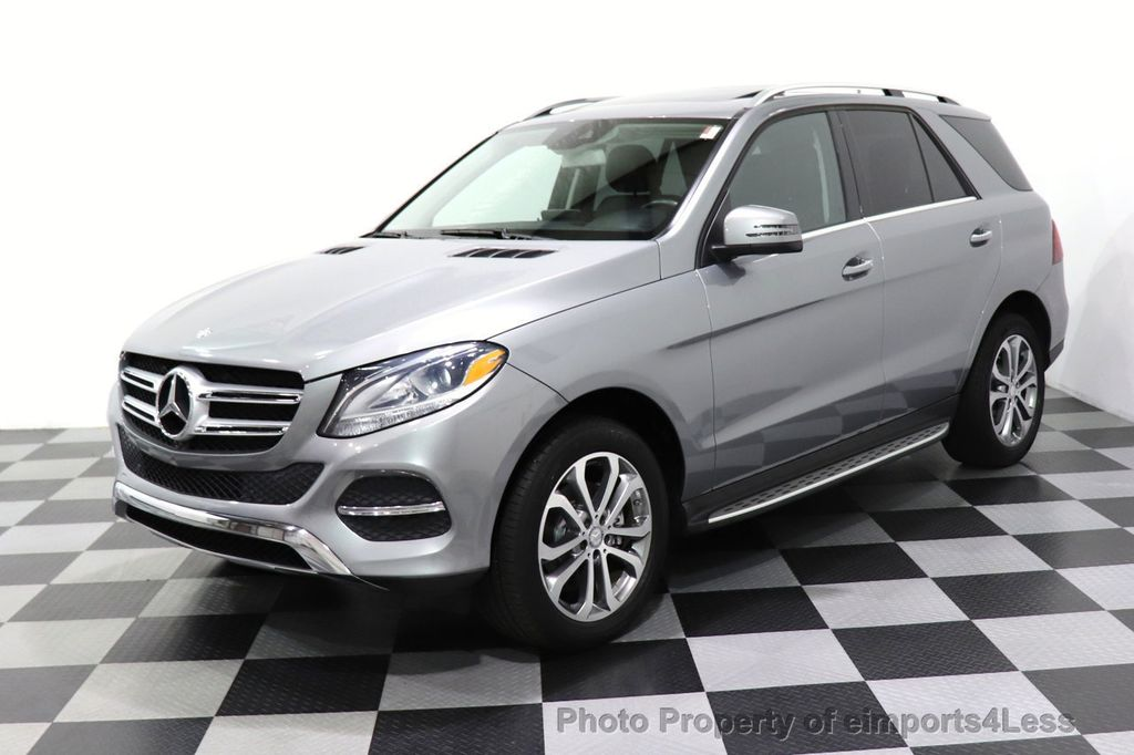 2016 Mercedes-Benz GLE CERTIFIED GLE350 4MATIC AWD HK AUDIO NAV CAM BLIS - 18373068 - 14