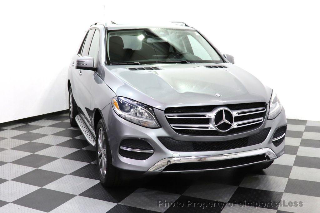 2016 Mercedes-Benz GLE CERTIFIED GLE350 4MATIC AWD HK AUDIO NAV CAM BLIS - 18373068 - 15