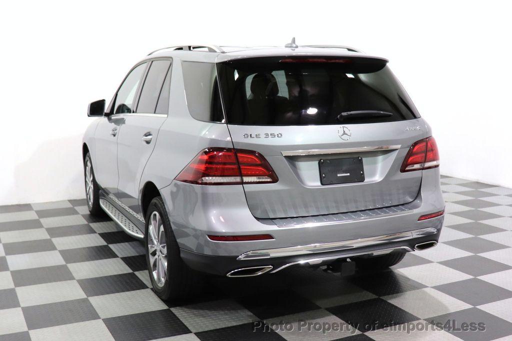 2016 Mercedes-Benz GLE CERTIFIED GLE350 4MATIC AWD HK AUDIO NAV CAM BLIS - 18373068 - 16