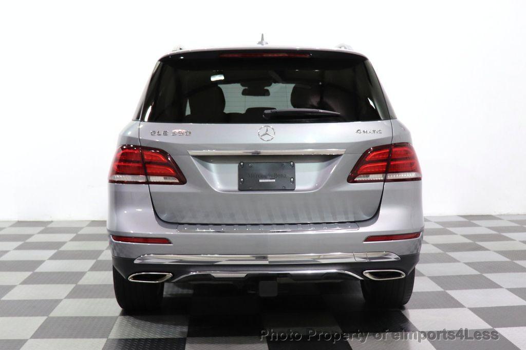 2016 Mercedes-Benz GLE CERTIFIED GLE350 4MATIC AWD HK AUDIO NAV CAM BLIS - 18373068 - 17