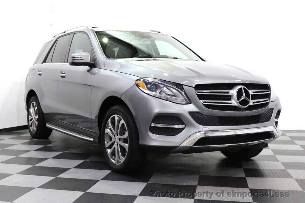 2016 Mercedes-Benz GLE CERTIFIED GLE350 4MATIC AWD HK AUDIO NAV CAM BLIS - 18373068 - 1