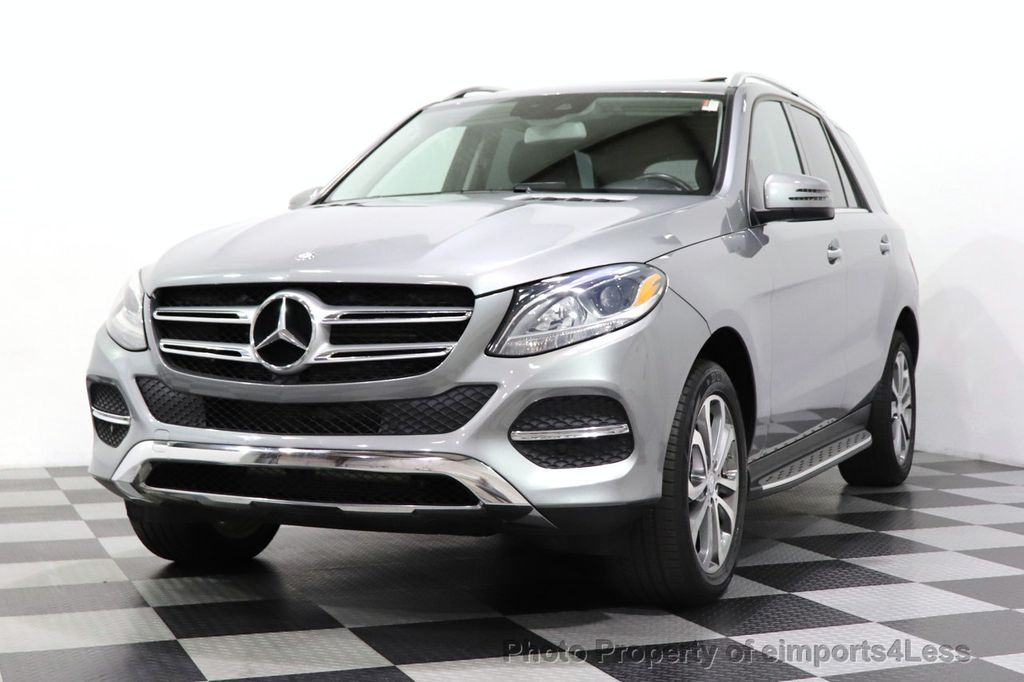 2016 Mercedes-Benz GLE CERTIFIED GLE350 4MATIC AWD HK AUDIO NAV CAM BLIS - 18373068 - 29
