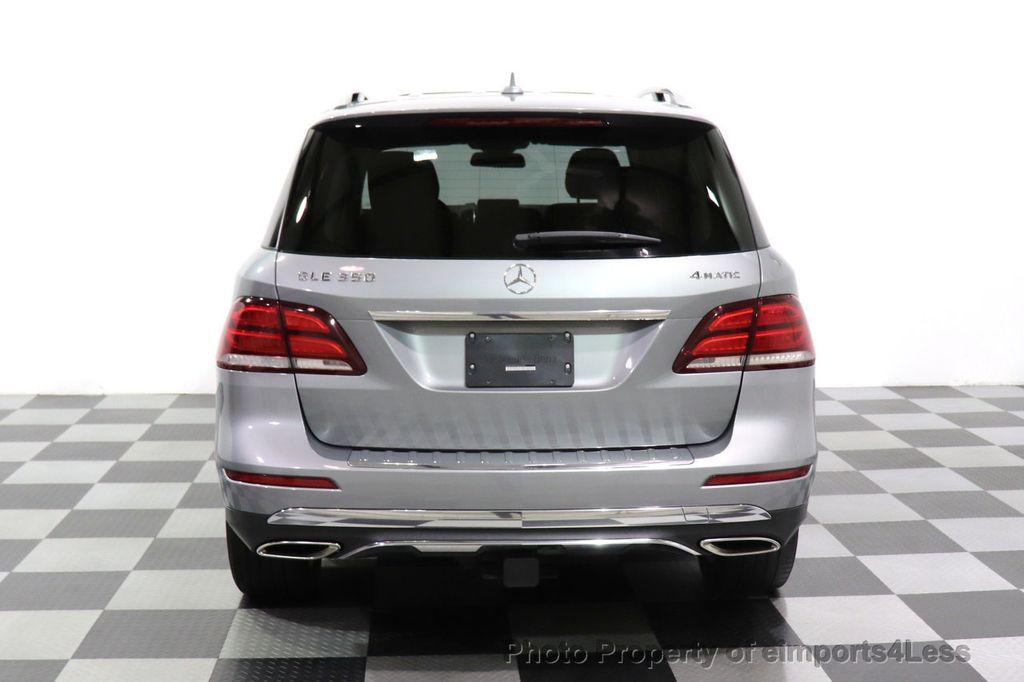 2016 Mercedes-Benz GLE CERTIFIED GLE350 4MATIC AWD HK AUDIO NAV CAM BLIS - 18373068 - 32