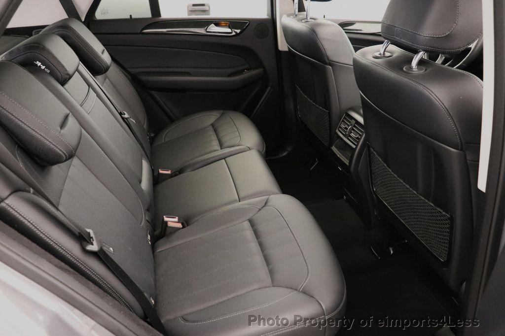 2016 Mercedes-Benz GLE CERTIFIED GLE350 4MATIC AWD HK AUDIO NAV CAM BLIS - 18373068 - 38