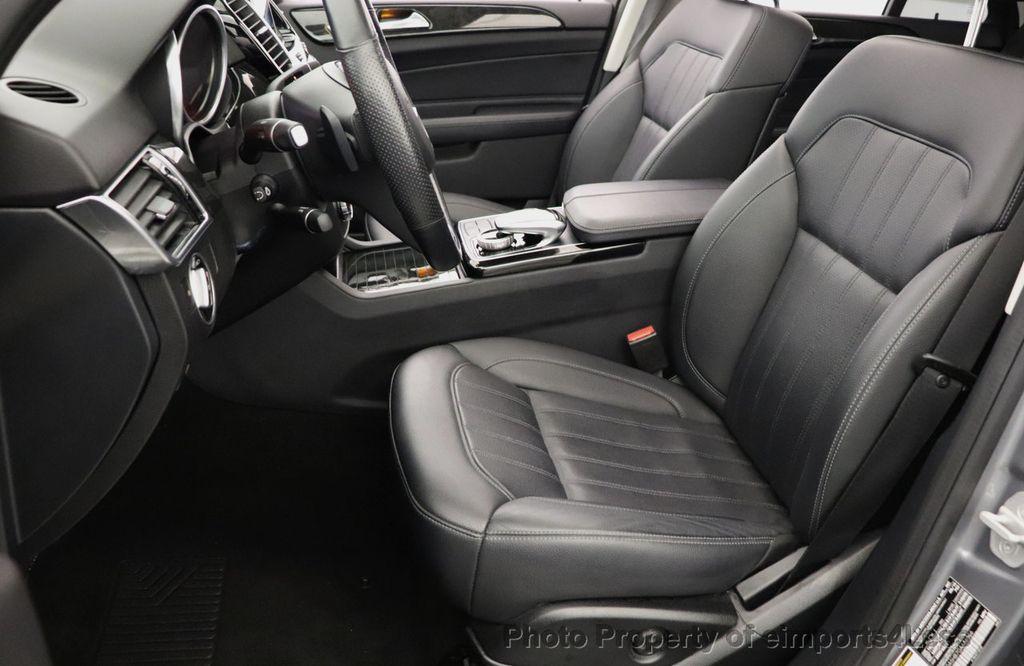 2016 Mercedes-Benz GLE CERTIFIED GLE350 4MATIC AWD HK AUDIO NAV CAM BLIS - 18373068 - 39