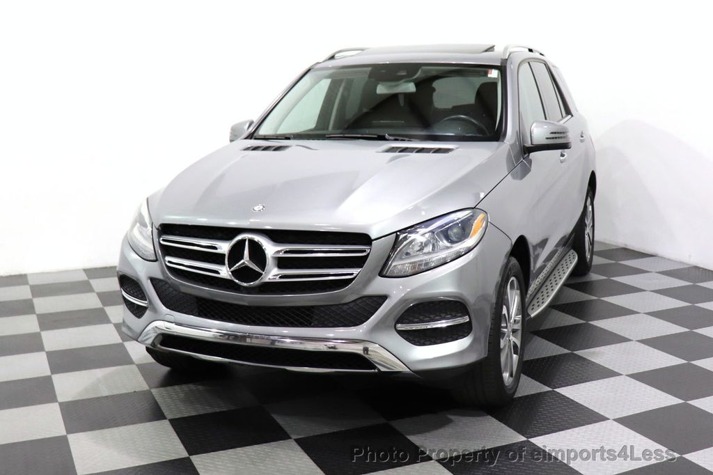 2016 Mercedes-Benz GLE CERTIFIED GLE350 4MATIC AWD HK AUDIO NAV CAM BLIS - 18373068 - 44