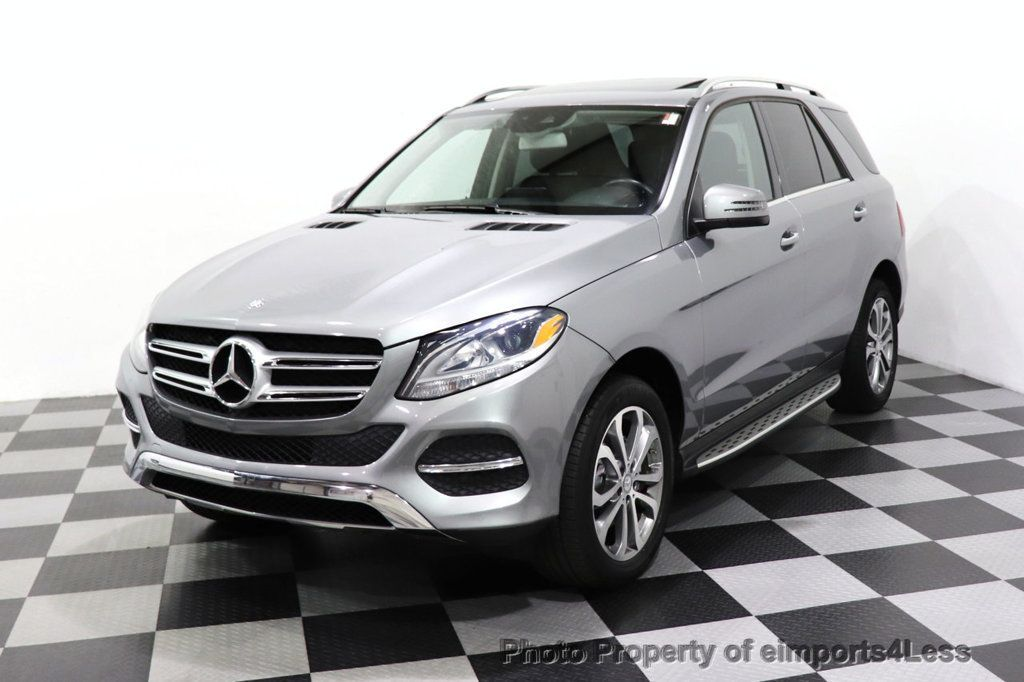 2016 Mercedes-Benz GLE CERTIFIED GLE350 4MATIC AWD HK AUDIO NAV CAM BLIS - 18373068 - 45