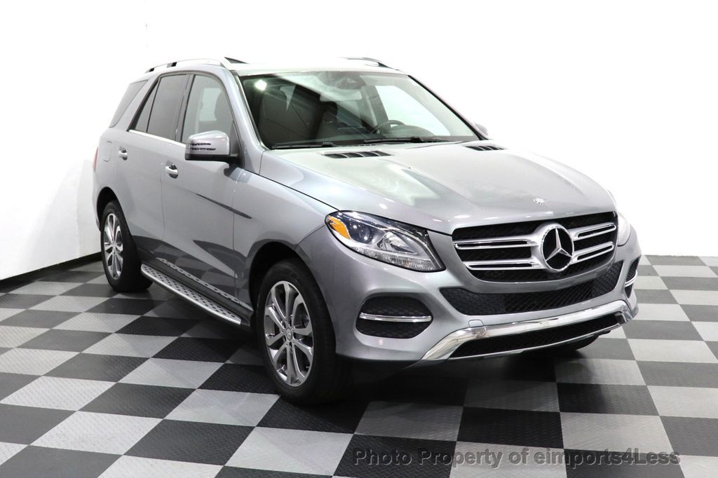 2016 Mercedes-Benz GLE CERTIFIED GLE350 4MATIC AWD HK AUDIO NAV CAM BLIS - 18373068 - 46