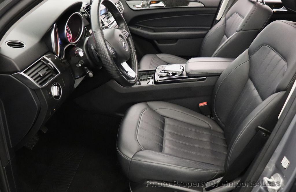 2016 Mercedes-Benz GLE CERTIFIED GLE350 4MATIC AWD HK AUDIO NAV CAM BLIS - 18373068 - 49