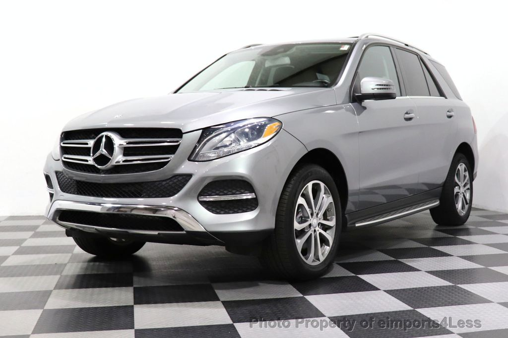 2016 Mercedes-Benz GLE CERTIFIED GLE350 4MATIC AWD HK AUDIO NAV CAM BLIS - 18373068 - 53