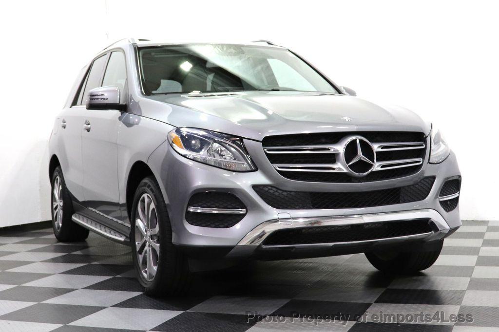 2016 Mercedes-Benz GLE CERTIFIED GLE350 4MATIC AWD HK AUDIO NAV CAM BLIS - 18373068 - 56