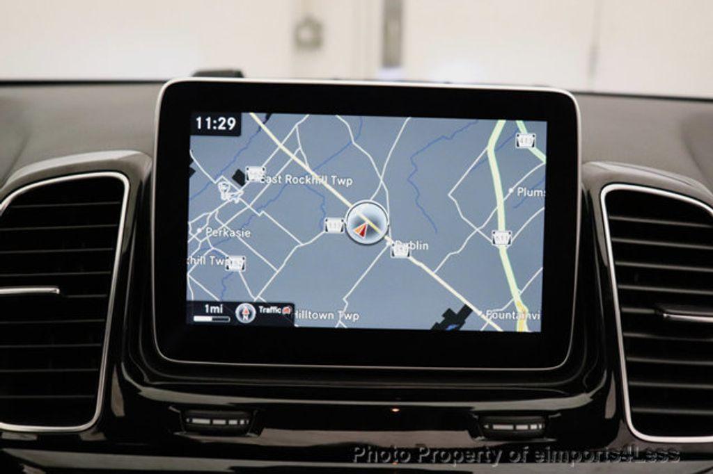 2016 Mercedes-Benz GLE CERTIFIED GLE350 4MATIC AWD HK NAV PANO CAM BLIS - 18448597 - 5