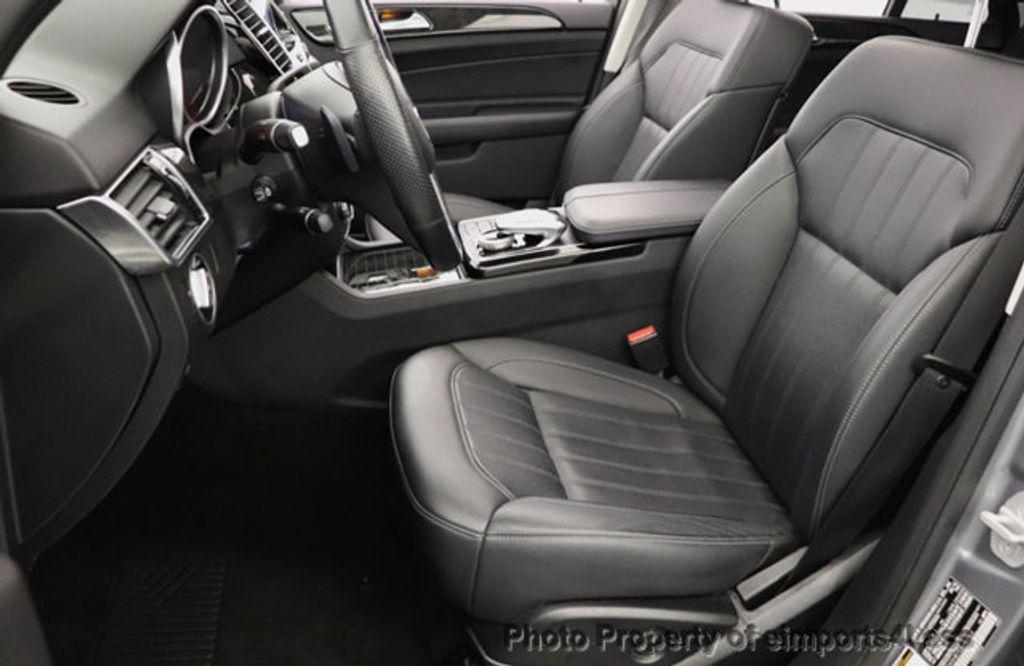 2016 Mercedes-Benz GLE CERTIFIED GLE350 4MATIC AWD HK NAV PANO CAM BLIS - 18448597 - 27