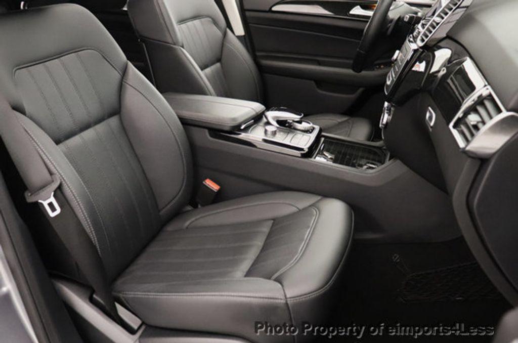 2016 Mercedes-Benz GLE CERTIFIED GLE350 4MATIC AWD HK NAV PANO CAM BLIS - 18448597 - 28