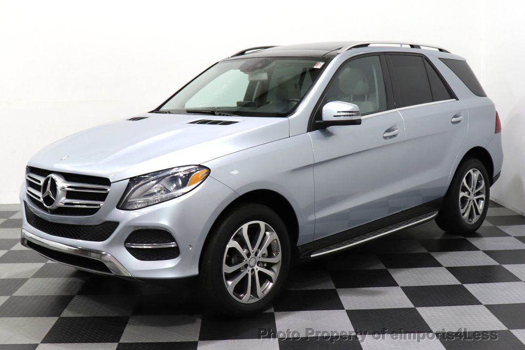 2016 Mercedes-Benz GLE CERTIFIED GLE350 4MATIC AWD HK PANO CAMERA NAVI - 18499013 - 14