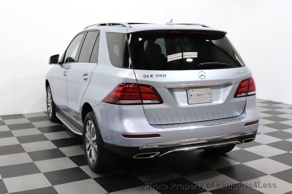2016 Mercedes-Benz GLE CERTIFIED GLE350 4MATIC AWD HK PANO CAMERA NAVI - 18499013 - 16