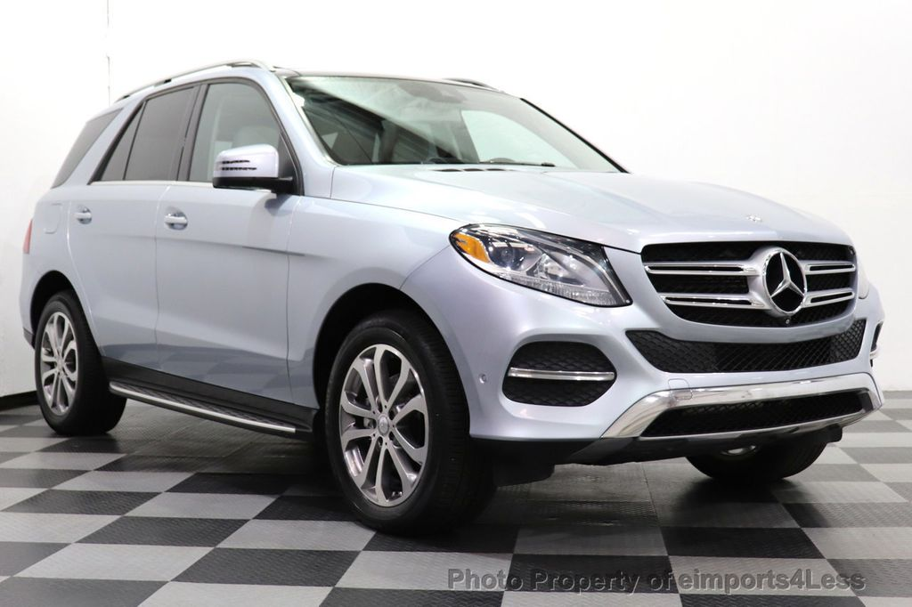 2016 Mercedes-Benz GLE CERTIFIED GLE350 4MATIC AWD HK PANO CAMERA NAVI - 18499013 - 1