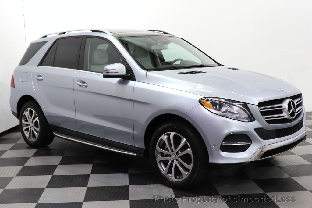 2016 Mercedes-Benz GLE CERTIFIED GLE350 4MATIC AWD HK PANO CAMERA NAVI - 18499013 - 31