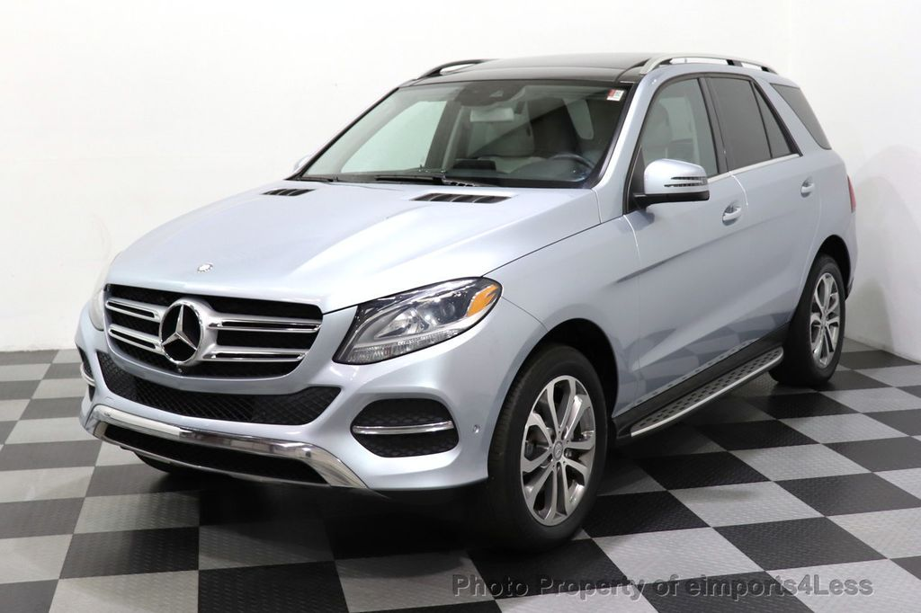 2016 Mercedes-Benz GLE CERTIFIED GLE350 4MATIC AWD HK PANO CAMERA NAVI - 18499013 - 32