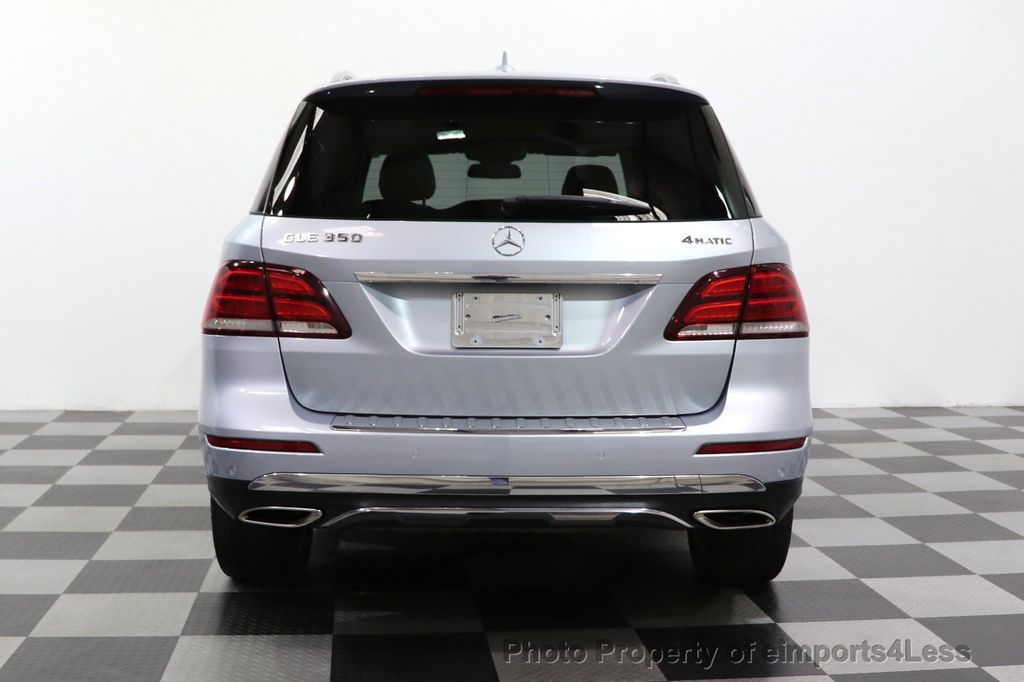 2016 Mercedes-Benz GLE CERTIFIED GLE350 4MATIC AWD HK PANO CAMERA NAVI - 18499013 - 34