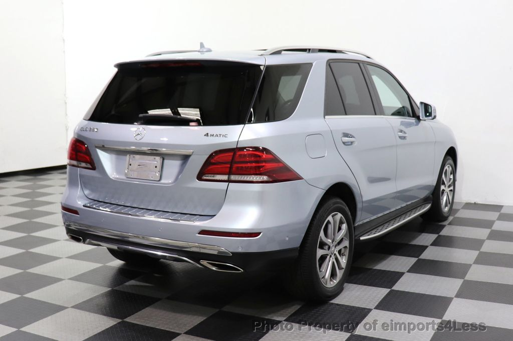 2016 Mercedes-Benz GLE CERTIFIED GLE350 4MATIC AWD HK PANO CAMERA NAVI - 18499013 - 3