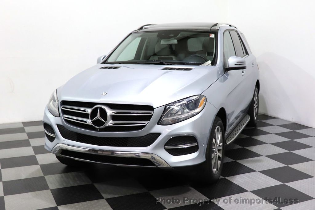 2016 Mercedes-Benz GLE CERTIFIED GLE350 4MATIC AWD HK PANO CAMERA NAVI - 18499013 - 47