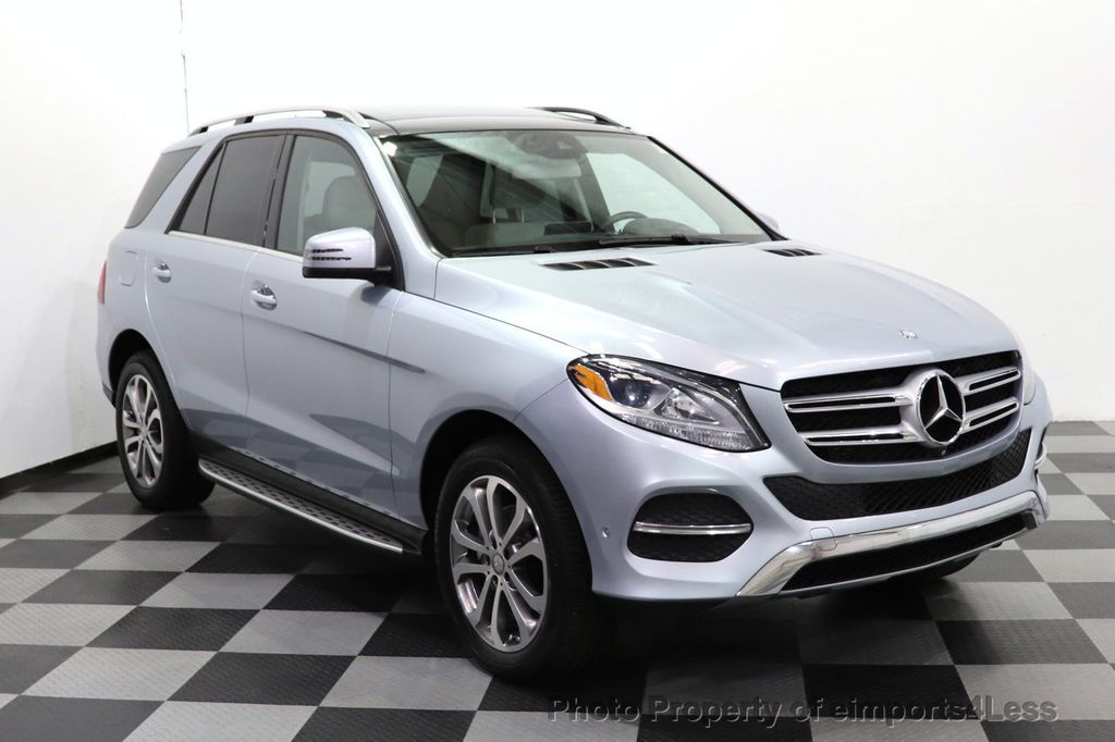 2016 Mercedes-Benz GLE CERTIFIED GLE350 4MATIC AWD HK PANO CAMERA NAVI - 18499013 - 48