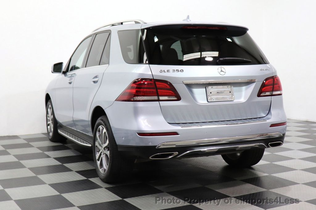 2016 Mercedes-Benz GLE CERTIFIED GLE350 4MATIC AWD HK PANO CAMERA NAVI - 18499013 - 49