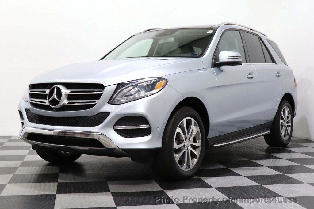 2016 Mercedes-Benz GLE CERTIFIED GLE350 4MATIC AWD HK PANO CAMERA NAVI - 18499013 - 56