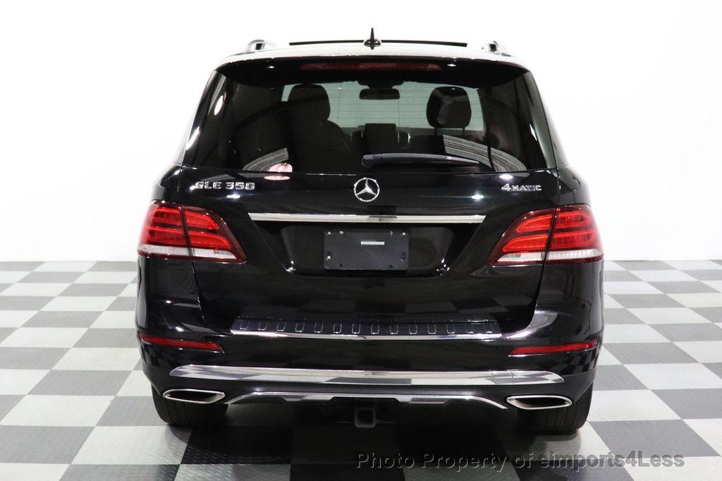2016 Mercedes-Benz GLE CERTIFIED GLE350 4MATIC PREMIUM BLIS NAV CAM PANO - 18545383 - 14