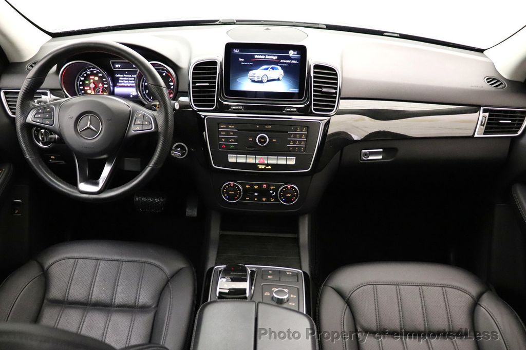 2016 Mercedes-Benz GLE CERTIFIED GLE350 4MATIC PREMIUM BLIS NAV CAM PANO - 18545383 - 27