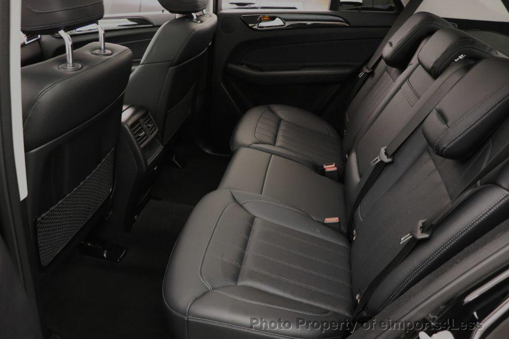 2016 Mercedes-Benz GLE CERTIFIED GLE350 4MATIC PREMIUM BLIS NAV CAM PANO - 18545383 - 29